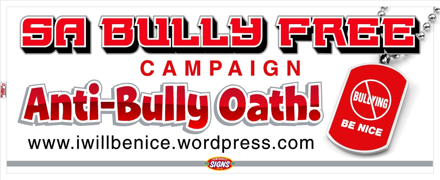 antibully SABULLY BANNER